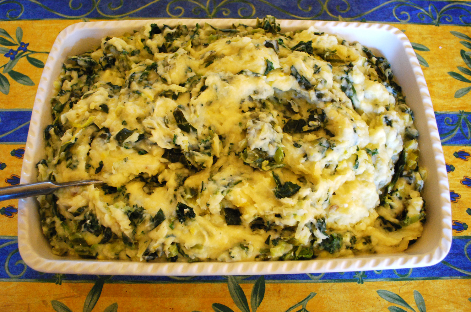 Colcannon for St Patty's Day |
