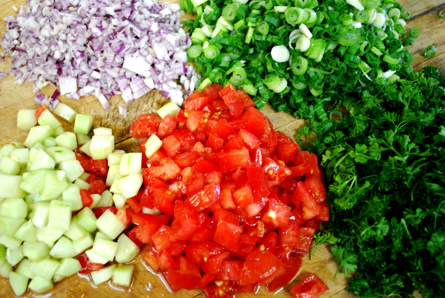 Quinoa Tabbouleh Salad: a Traditional Recipe With a Twist