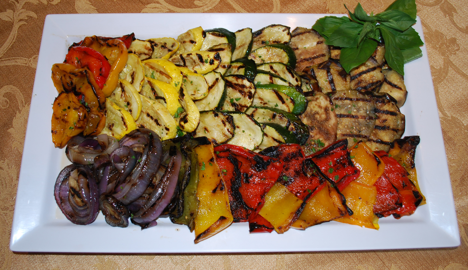 summer bbq�s best grilled vegetables