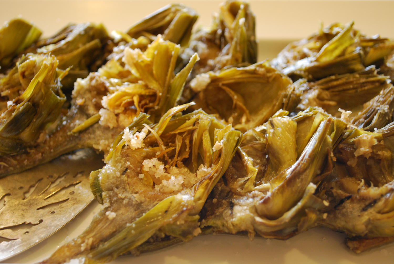 Roasted Artichoke Hearts Recipes — Dishmaps