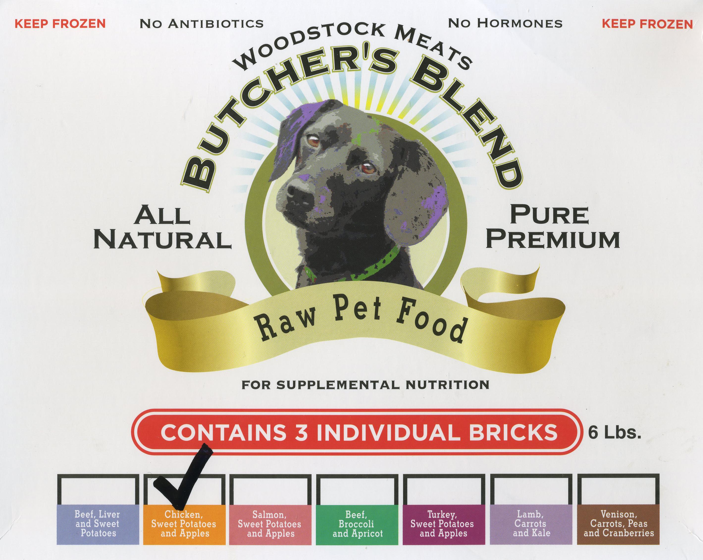 Raw Blend Dog Food